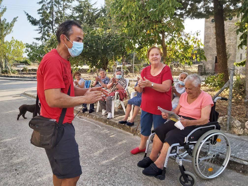 Homenaje en Torregamones 2021