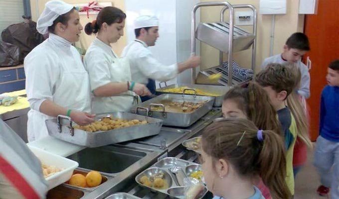 Más de 1.600 familias de Zamora recibirán ayudas de comedor escolar ...
