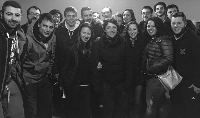 Estudiantes de la escuela de viticultura y enolog a de sant sadurn d anoia visitan vi as zamoranas - Tiempo en sant sadurni d anoia ...