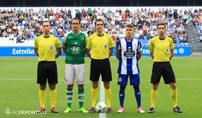 El zamorano Carlos Pérez, designado como cuarto árbitro para ...
