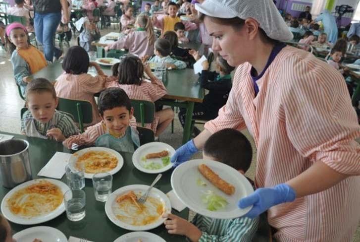 Educaci n presenta su experiencia sobre la reducci n de - Comedores escolares castilla y leon ...