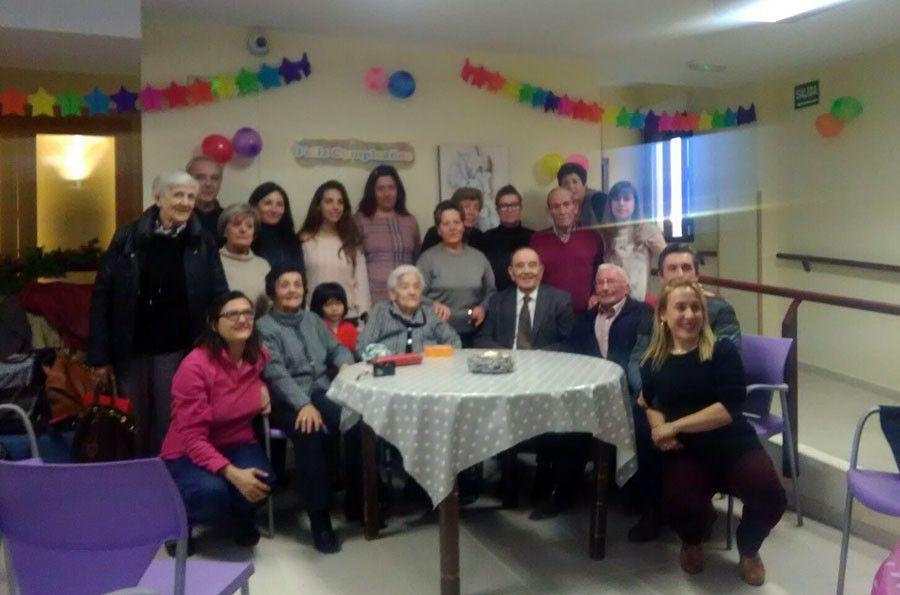Felisa rodriguez centenaria