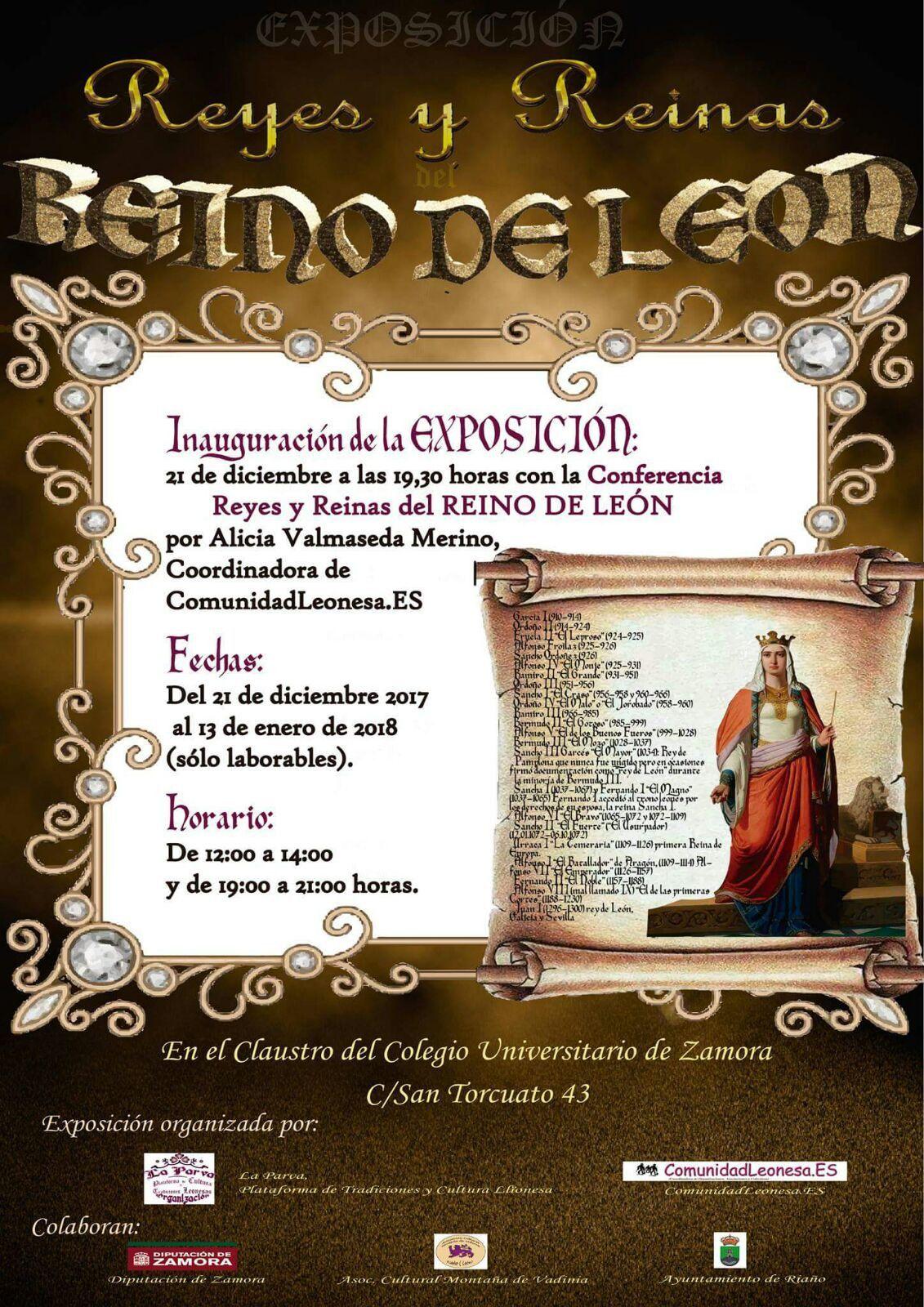 Reyes y Reinas en Zamora   2017.12.21