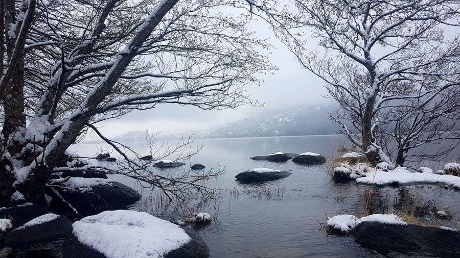 Rocas lago sanabria 18