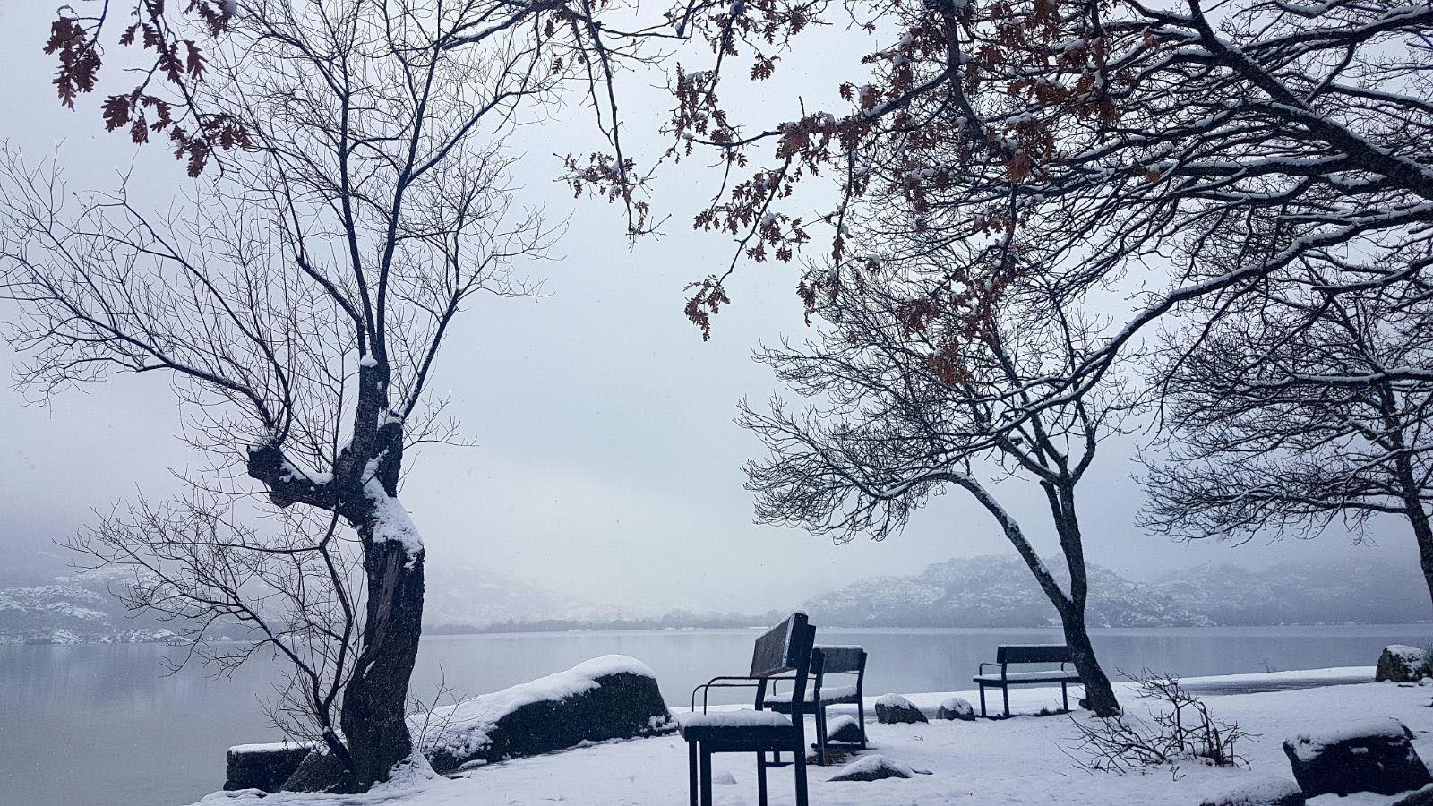 Lago sanabria nieve 02