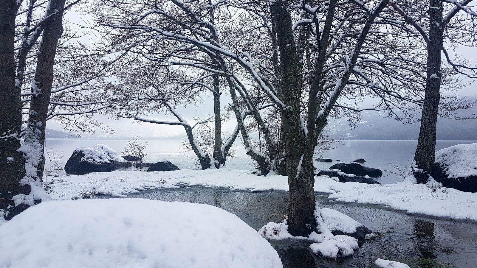 Lago sanabria nieve 03