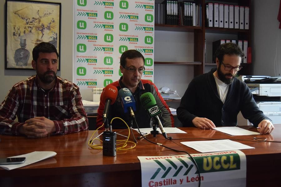 UCCL candidatura Cortes