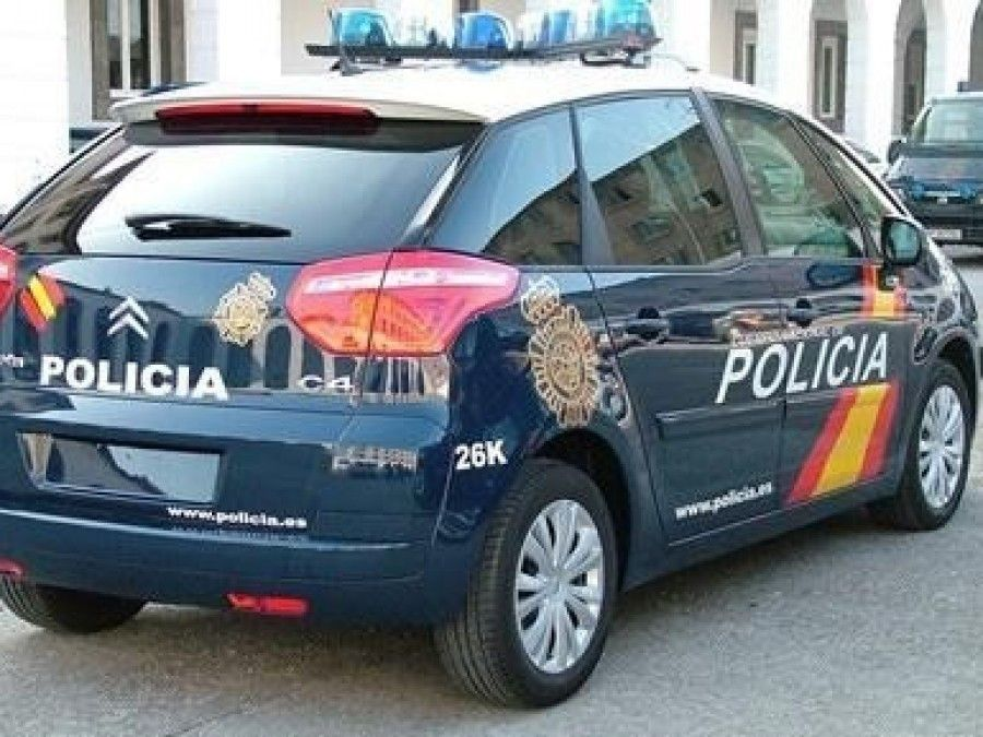 'Pillado' un ex guardia civil con el mayor alijo descubierto en la historia de Salamanca