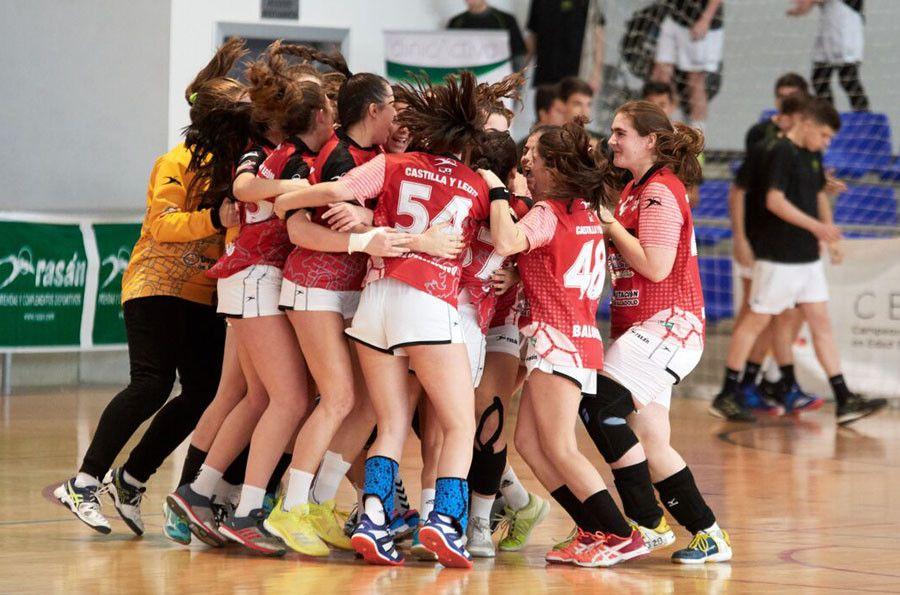 Castilla y León mete a cinco selecciones en cuartos de final del ...