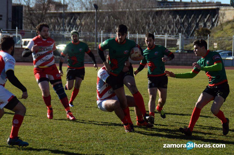 Primer partido oficial del año para el Zamora Rugby Club