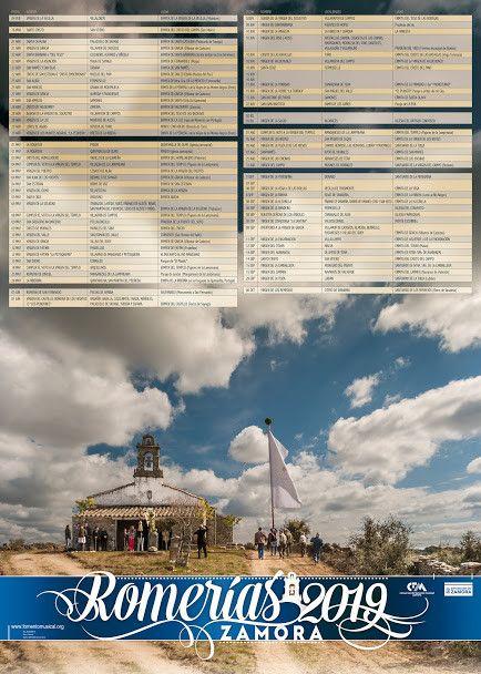 Calendario Romerias2019