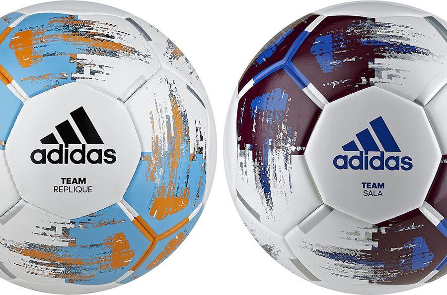 repertorio Decorativo Por nombre  La Territorial repartirá los nuevos balones oficiales Adidas entre los  clubes de fútbol y fútbol sala