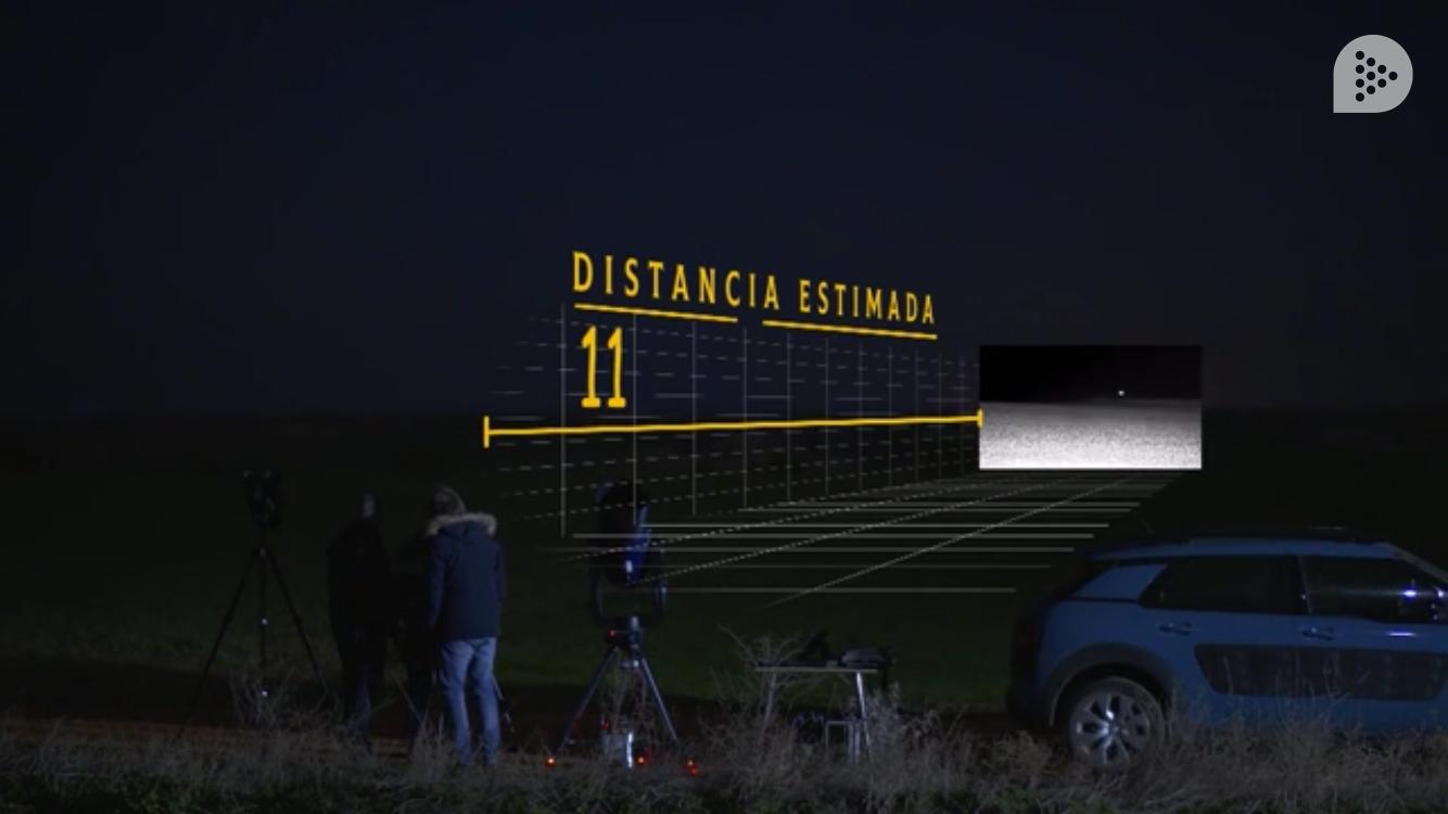El equipo de Cuarto Milenio certifica la presencia de un OVNI en Zamora