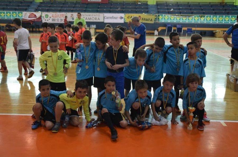 Última jornada para La Amistad 2000 en las Fases Regionales Alevín y Benjamín de Fútbol Sala