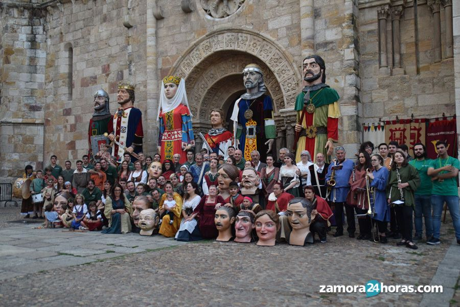 Pasacalles Capitonis Durii SP19 martes