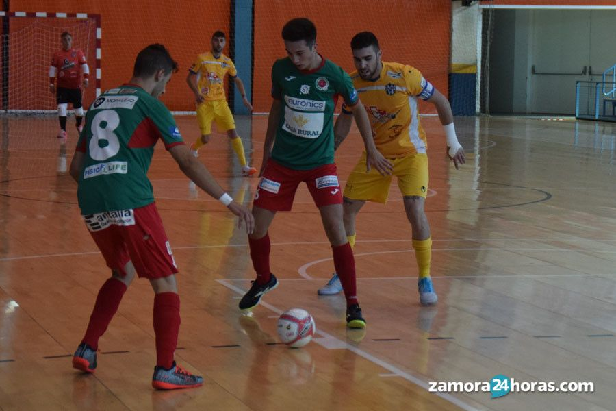 InterSala Zamora sigue creciendo en pretemporada