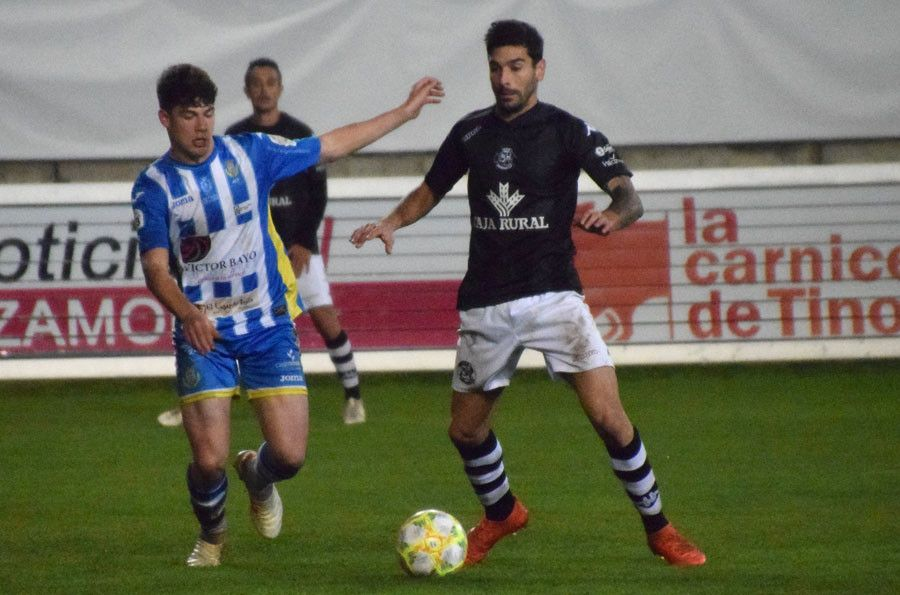 Zamora, Segoviana, Arandina y Numancia B se inscriben para la disputa del play off de ascenso