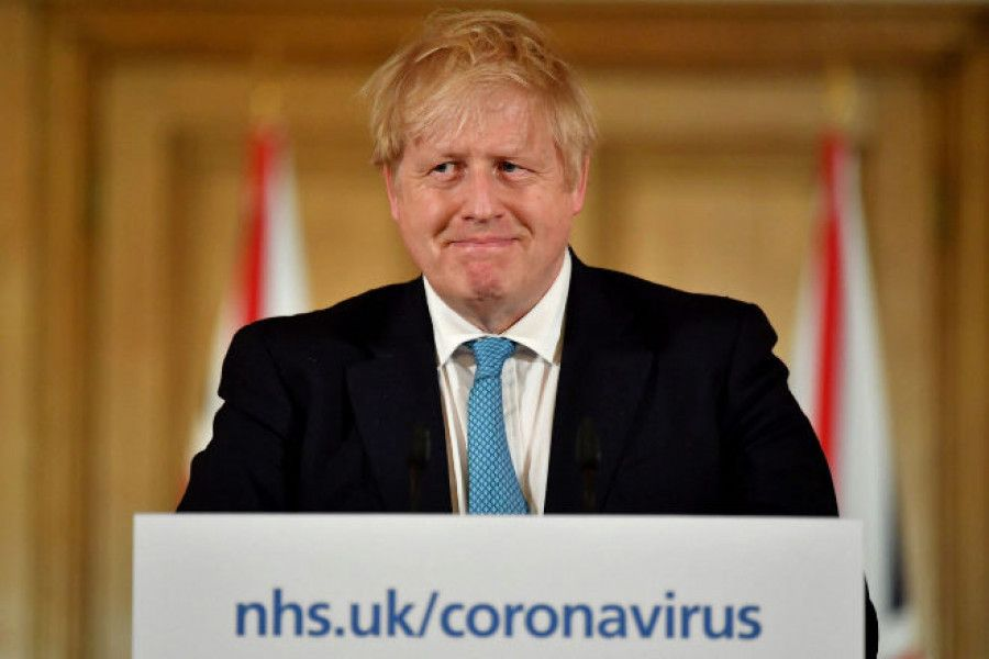 Boris Johnson ingresado en la UCI tras empeorar su estado de salud