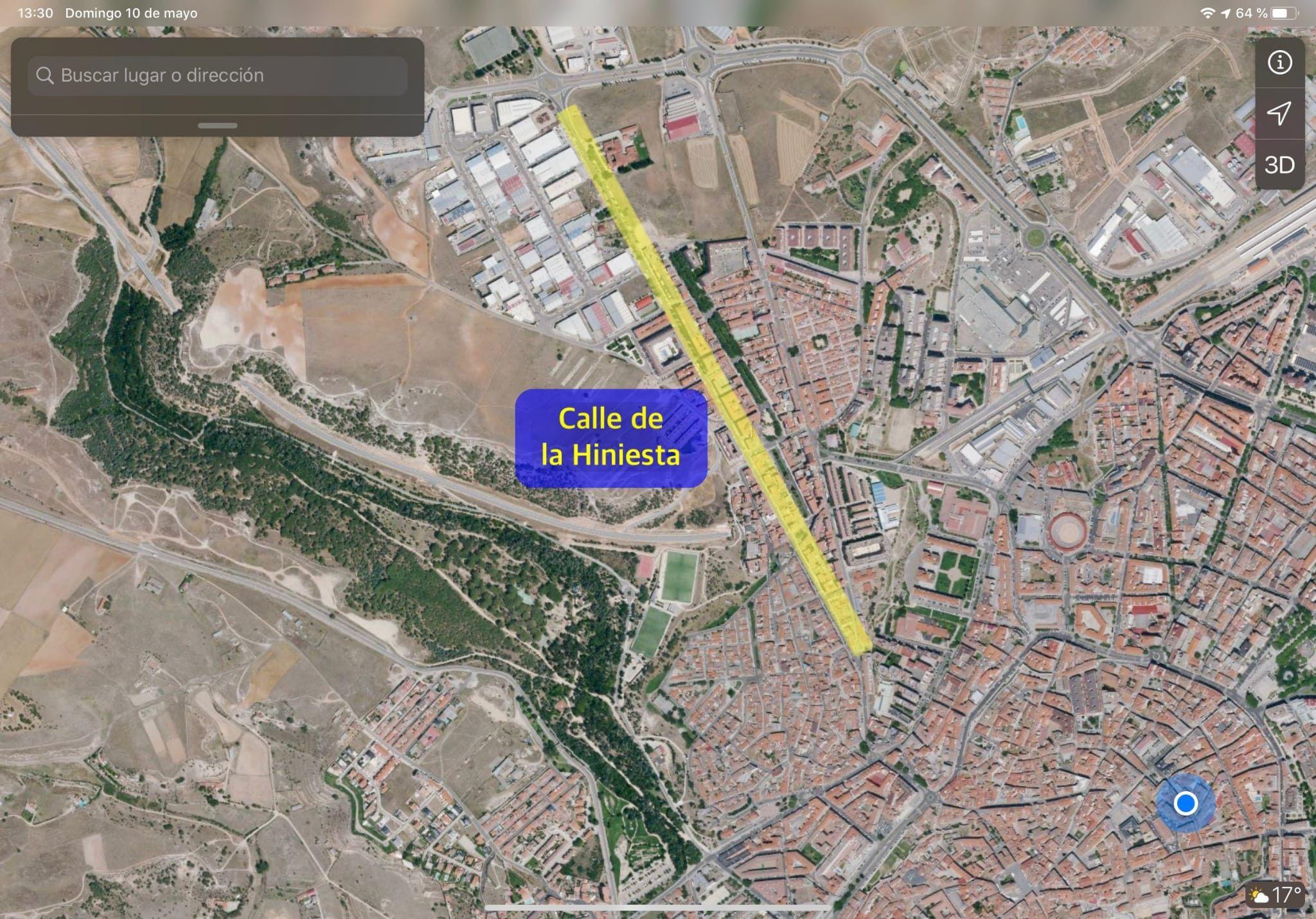 3  Calle de La Hiniesta
