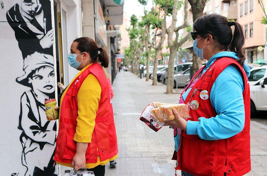 Cruz Roja Voluntario