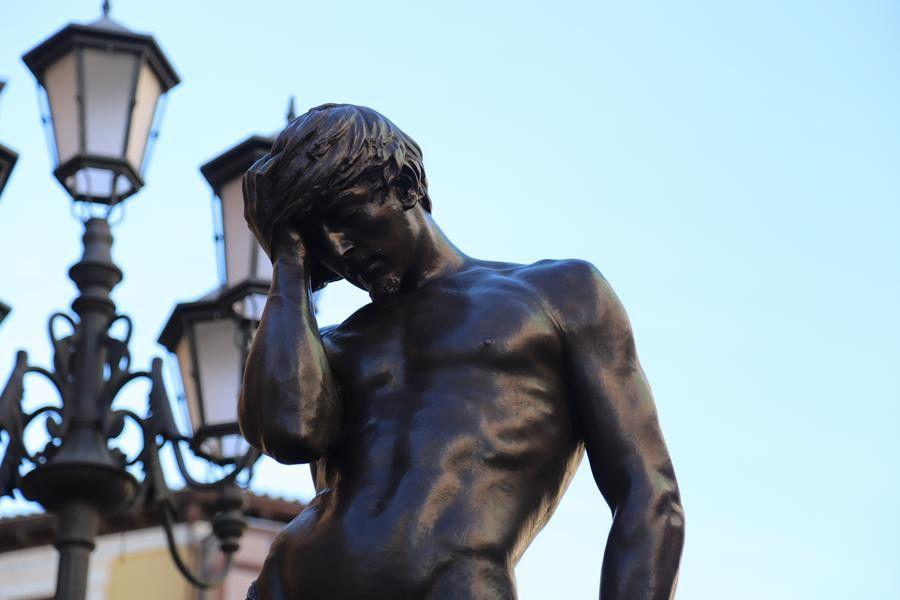Sagasta escultura adan (10)