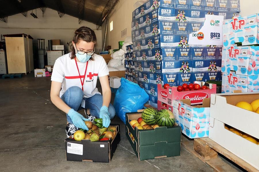 Cruz roja voluntarios (3)