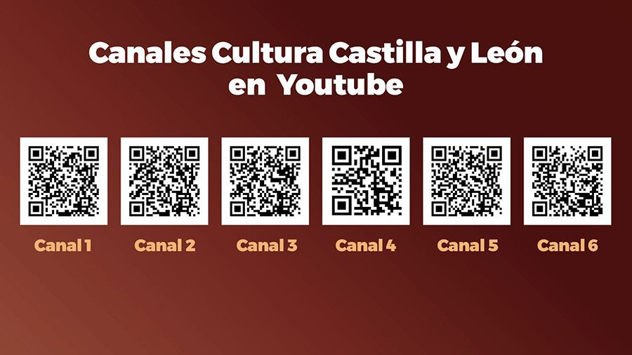 Canales  Cultura CyL